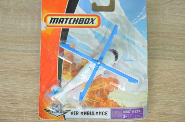 MATCHBOX Air Ambulance