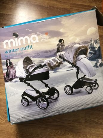 Зимний набор mima xari