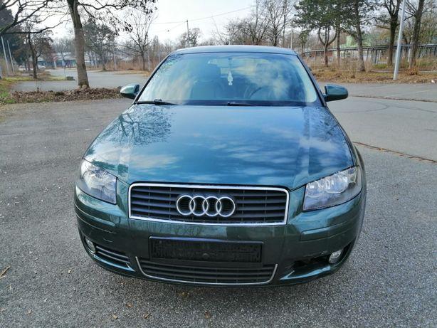 Audi a3 1,6 benzyna mpi 102ps