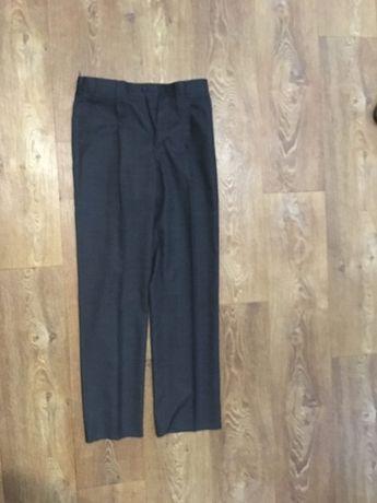 Школьные подростковые брюки штаны на мальчика