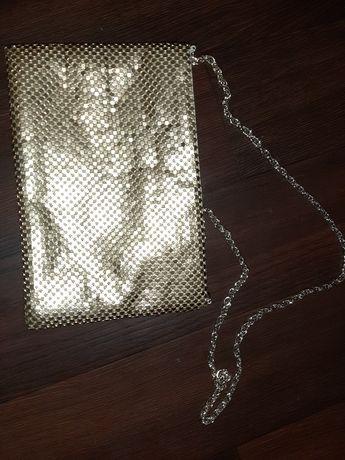 PACO RABANNE Фирменная брендовая сумка сумочка клатч