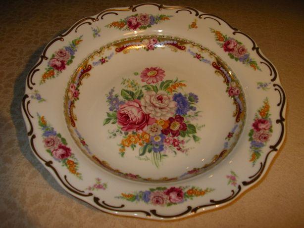 "Prato ""Depos"", porcelana italiana"
