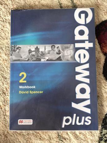 Książka Gateway plus 2 ćwiczenia