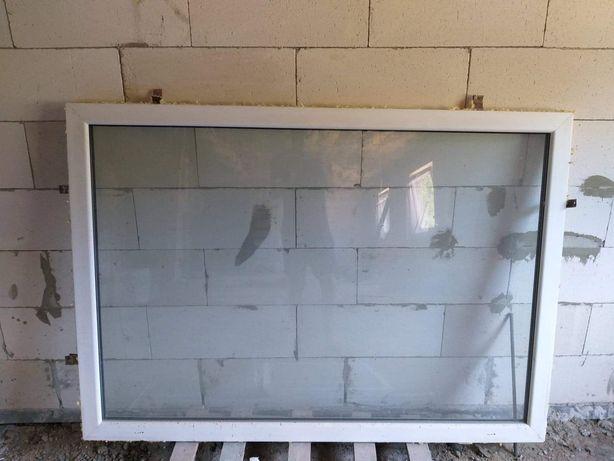 Okno witrynowe 1,2 × 1,7m
