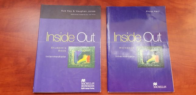 Inside Out Student's Book Intermediate