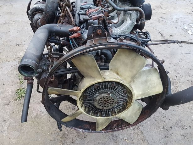 Silnik nissan FE6TA-21 isuzu Hitachi New Holland dossan dodge  ram