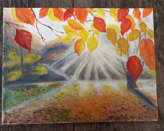 Картина маслом 30×40