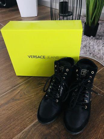 Versace Jeans - sneakers 39 Jak nowe!
