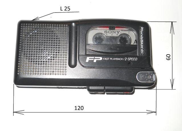 Портативный микрокассетный диктофон Panasonic RN-202
