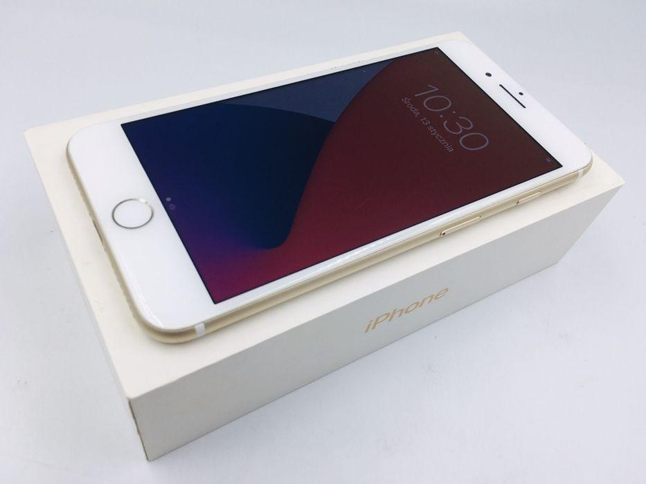 iPhone 7 PLUS 32GB GOLD • NOWA bateria • GWAR 1 MSC • AppleCentrum Wrocław - image 1