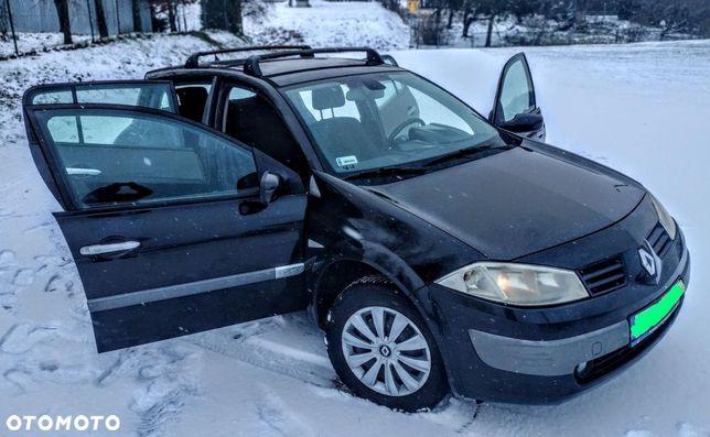 Renault Megane 1.6 benzyna/gaz