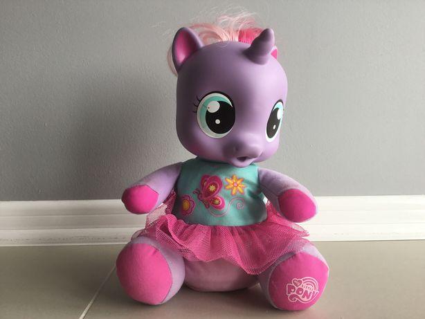 Hasbro My Little Pony Interaktywny Kucyk Lily Połaskocz Mnie