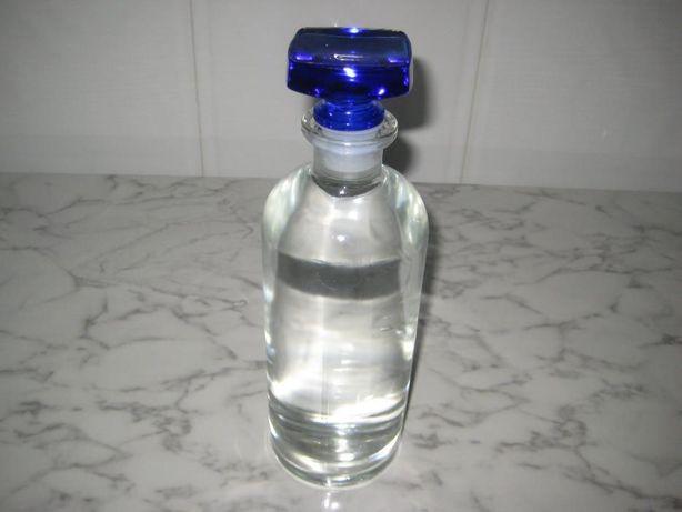 Garrafa vidro Marinha Grande(Nunca usada)