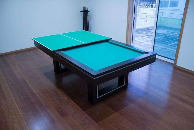 NOVO Monaco OFERTA tampo de jantar reversivel a ping pong