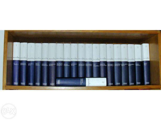 Livros e Enciclopédia