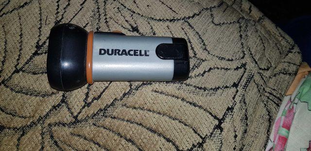 Продам ручной фонарь Duracell