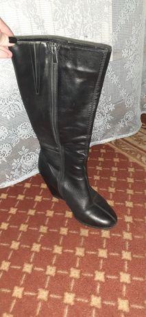 Кожаная обувь б/у