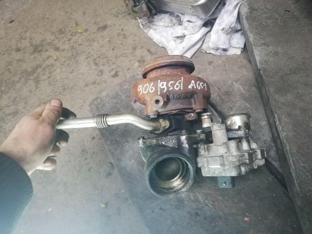 Turbosprężarka turbina turbo Sprinter 906 310 CDI OM 651 2,2 CDI