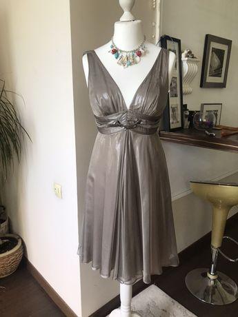 Роскошное платье, MaxMara, s-m, оригинал