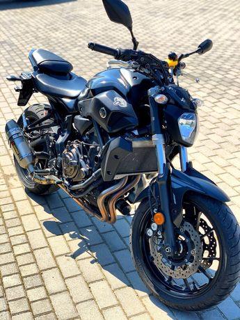 Yamaha MT07 (не kawasaki, KTM, honda, bmw)