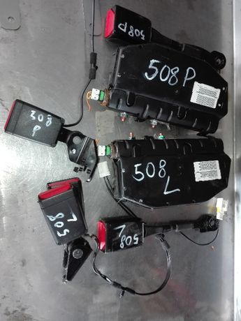 Poduszka Fotela w Fotel Peugeot 508 Prawa Lewa