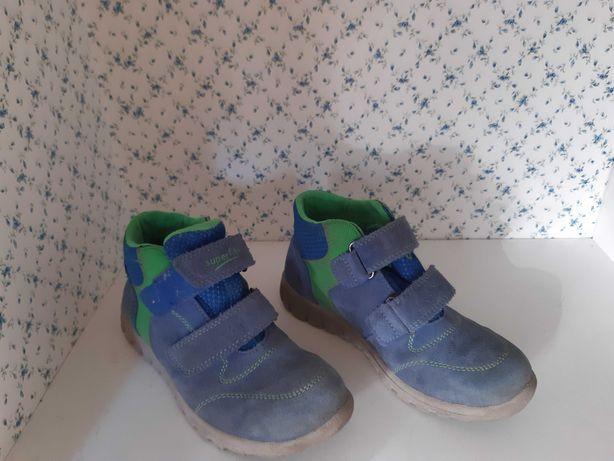 Buty dziecięce firmy Superfit rozmiar 33