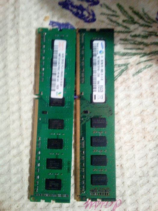 Оперативная память ddr3 1333 6gb Виноградное - изображение 1