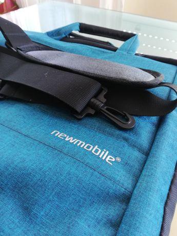 Mala portátil New Mobile Blue