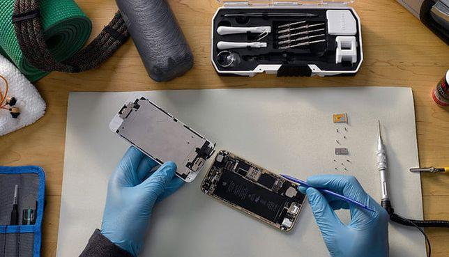 Wymiana Baterii Naprawa Apple iPhone MacBook iMac