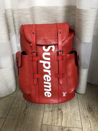 Рюкзак Louis Vuitton Supreme