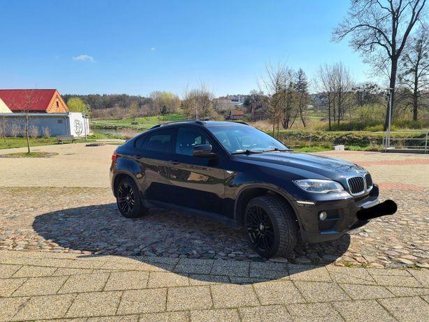 BMW X6 XDrive - sprzedam