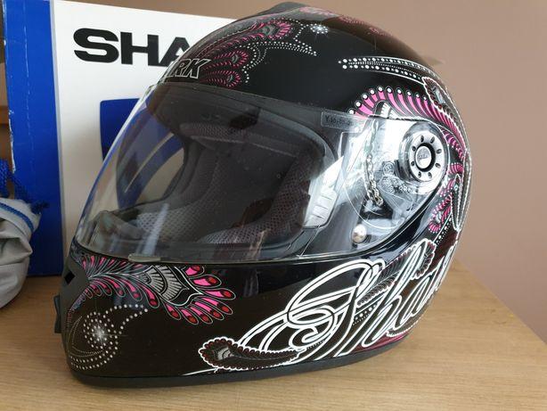 Kask motocyklowy Shark S600 Folies damski XS