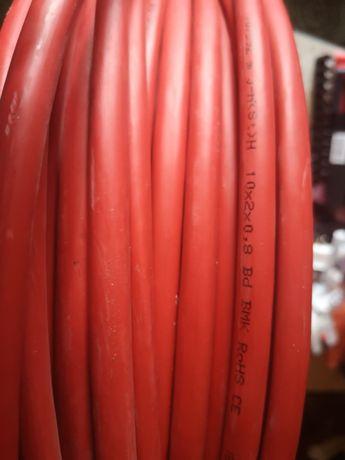 Kabel 10x2x0,8 przeciw pożarowy