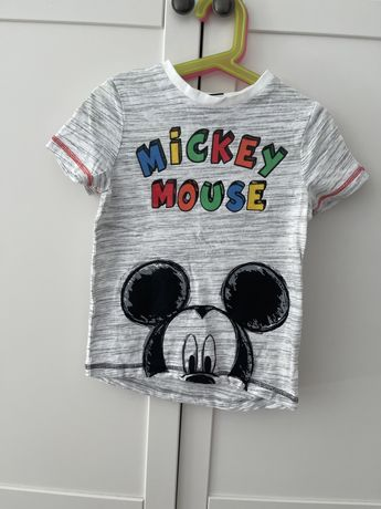 Koszulka tshirt bluzka miki mickey 104 george