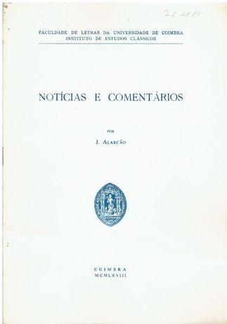 5296 Algumas escavações Luso-Romanas em 67/68 por J. Alarcão