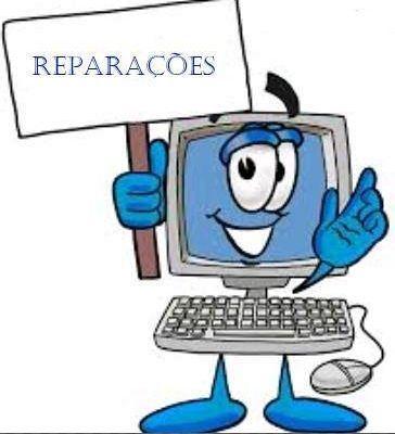 Reparações de Computadores portáteis e telemoveis