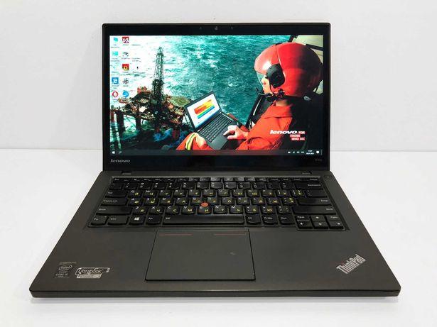 Lenovo T440s / i5-4300U / 8Gb / SSD 128Gb / 2 АКБ 10ч / СЕНСОРНЫЙ