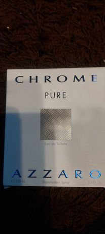 Azzaro chrome Pure 100 ml.