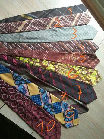Krawat PRL duży wybór kolory odzież z epoki! dla kolekcjonera