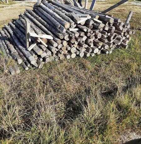 Stemple drewniane/budowlane