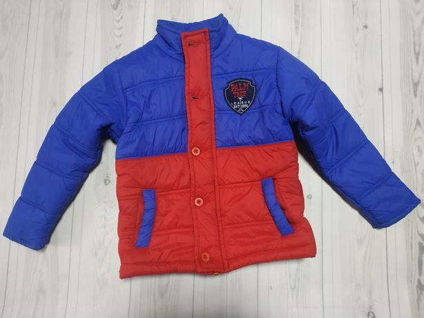 Куртка весна 3-4 года, для мальчика