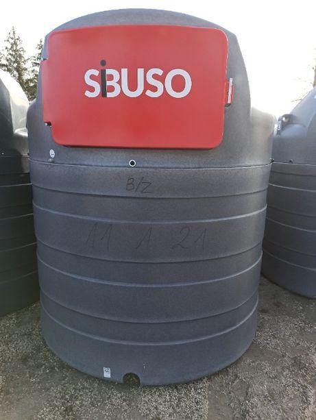Zbiornik na paliwo, ropę ON 2500l