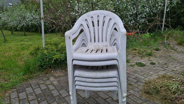 Porządne krzesła na taras ogród działkę