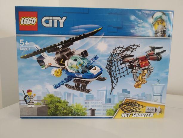 LEGO CITY 60207 Pościg policyjnym dronem NOWY
