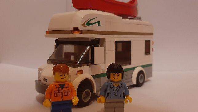 Zestaw LEGO city 60057 kamper