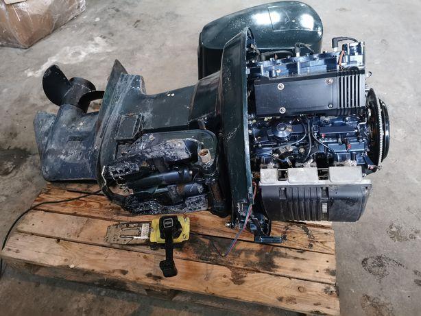 Двигатель подвесной лодочный Yamaha 200