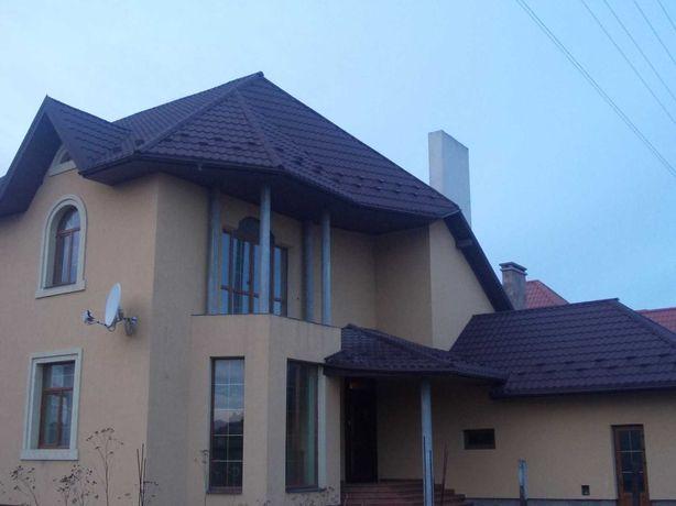 Оренда будинку Рудне(Старе ) з гаражем,6 кімнат близько до зупинки
