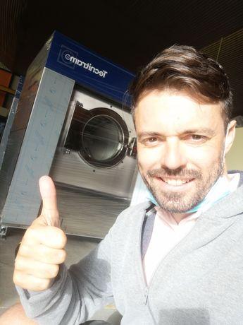 Vending Lavandaria self service  lares portec contra Covid-19
