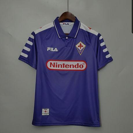 Camisola Fiorentina Retro Rui Costa