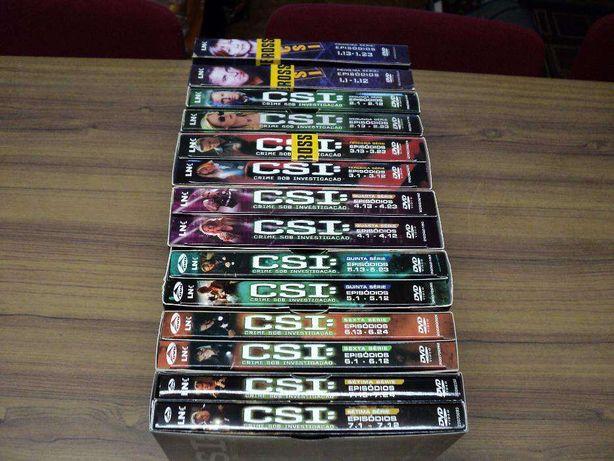 Varias Series-7-CSI. Crime Sob Investigação